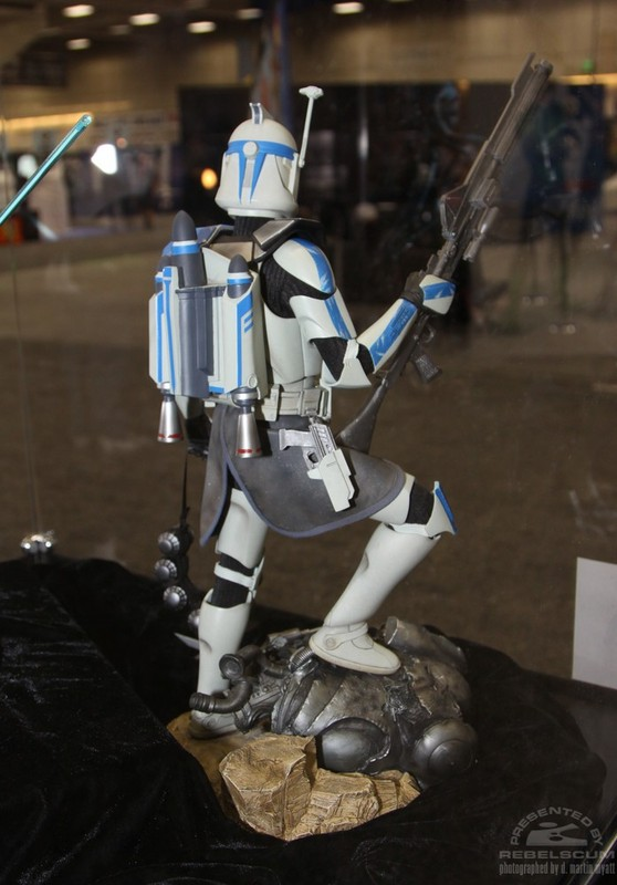 STAR WARS: CAPTAIN REX Premium format Commanderrex7