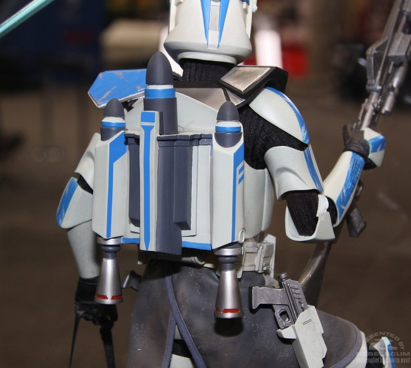 STAR WARS: CAPTAIN REX Premium format Commanderrex8