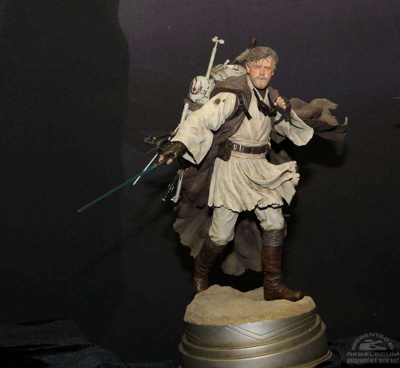 STAR WARS: BEN KENOBI Mythos statue  Obi1