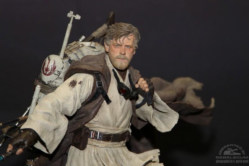 STAR WARS: BEN KENOBI Mythos statue  Obi2
