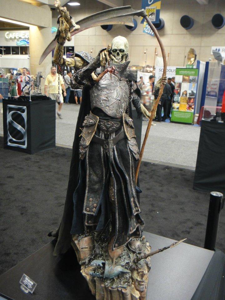 COURT OF THE DEAD: DEATH'S GENERAL Legendary scale figure Reaperub