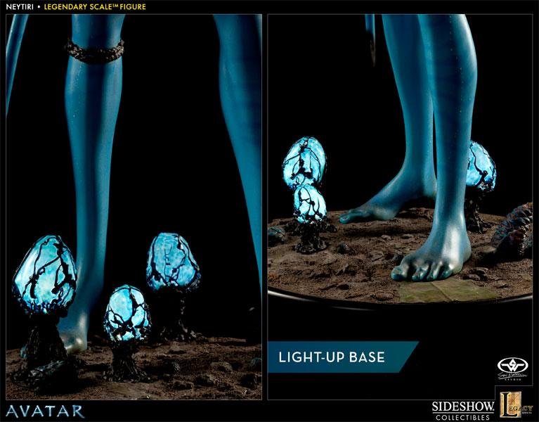 AVATAR: NEYTIRI Legendary scale figure 400071press08001