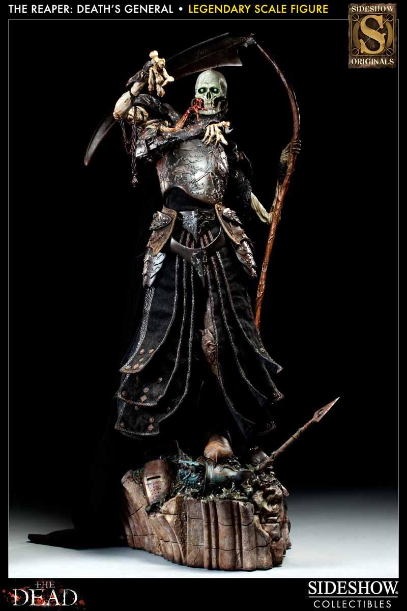 COURT OF THE DEAD: DEATH'S GENERAL Legendary scale figure 7213_press01