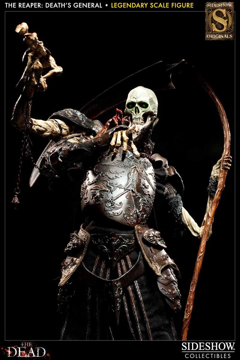 COURT OF THE DEAD: DEATH'S GENERAL Legendary scale figure 7213_press02