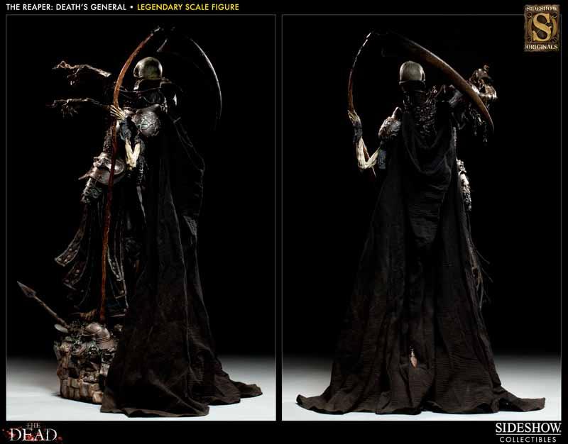 COURT OF THE DEAD: DEATH'S GENERAL Legendary scale figure 7213_press04
