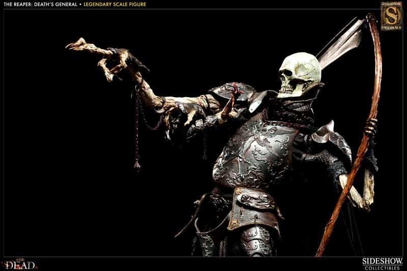 COURT OF THE DEAD: DEATH'S GENERAL Legendary scale figure 7213_press05