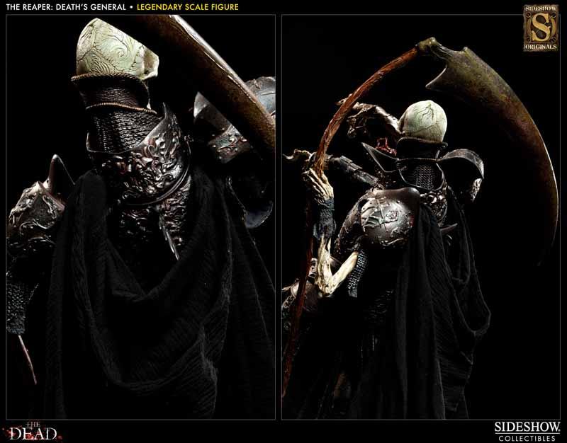 COURT OF THE DEAD: DEATH'S GENERAL Legendary scale figure 7213_press06