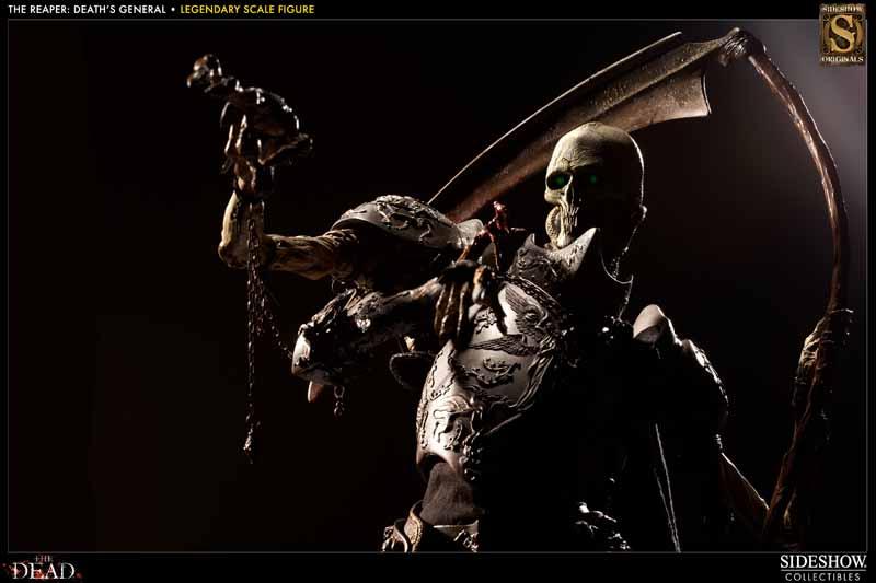 COURT OF THE DEAD: DEATH'S GENERAL Legendary scale figure 7213_press07
