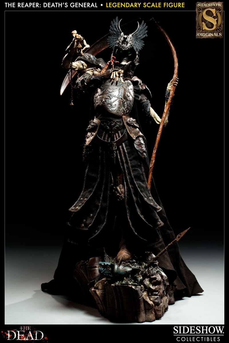 COURT OF THE DEAD: DEATH'S GENERAL Legendary scale figure 7213_press11