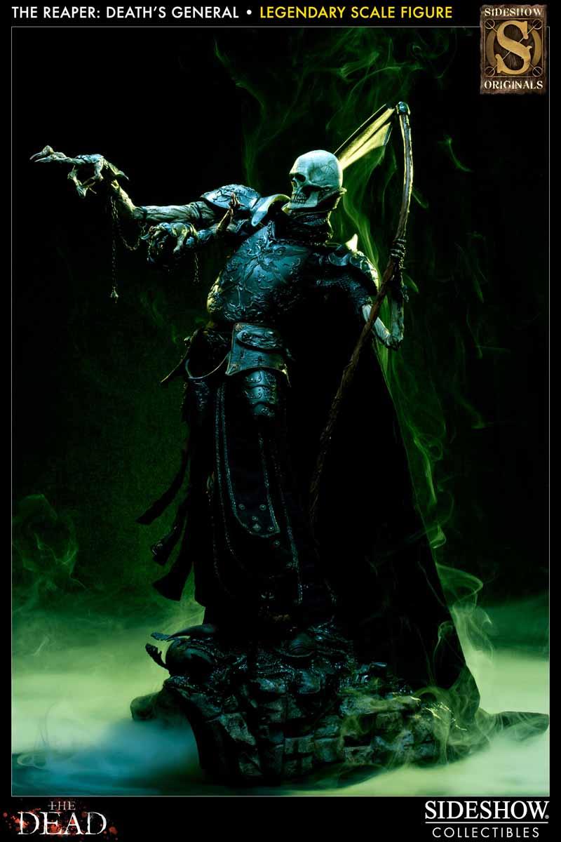 COURT OF THE DEAD: DEATH'S GENERAL Legendary scale figure 7213_press14