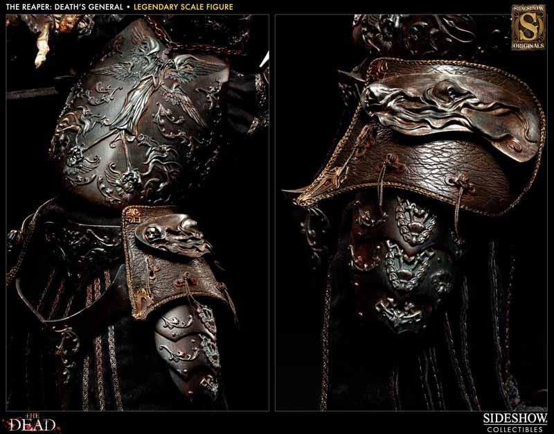 COURT OF THE DEAD: DEATH'S GENERAL Legendary scale figure 7213_press16