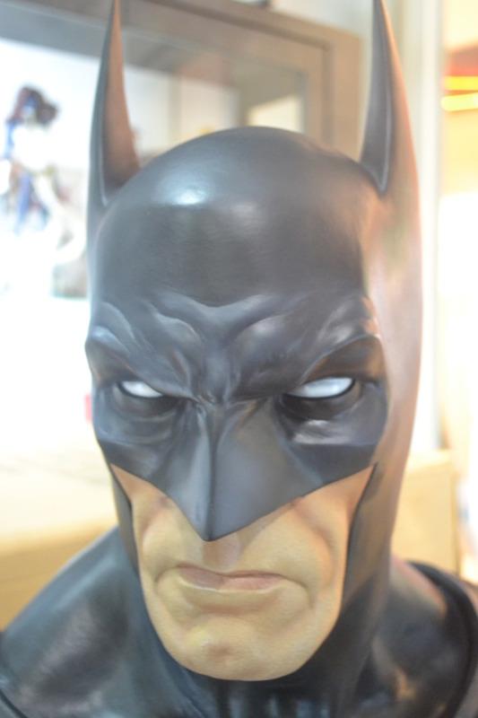 BATMAN LIFE SIZE BUST 4