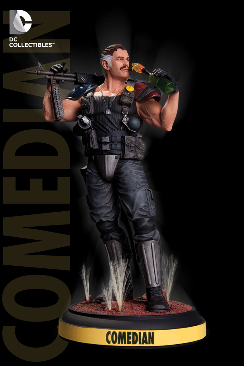 BEFORE WATCHMEN: THE COMEDIAN STATUE BeforeWatchmen_Comediansd