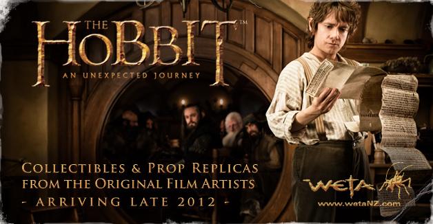 NEWS WETA Hobbit