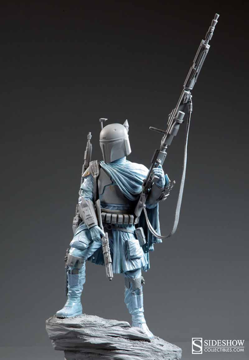 STAR WARS: BOBA FETT Mythos statue Swmyth3