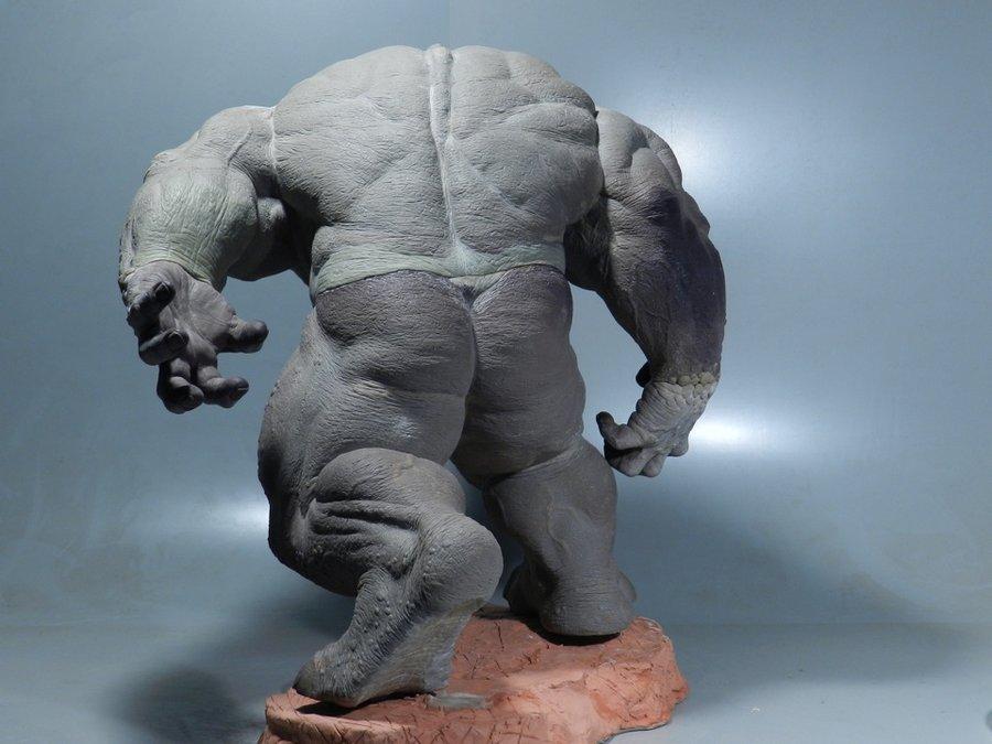 RHINO Comiquette Rhino_sculpture1
