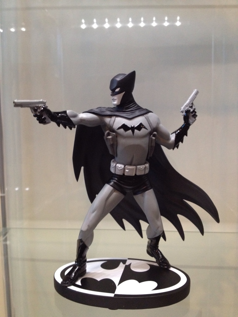 BATMAN BLACK & WHITE #32 : CLIFF CHIANG Batmanchang