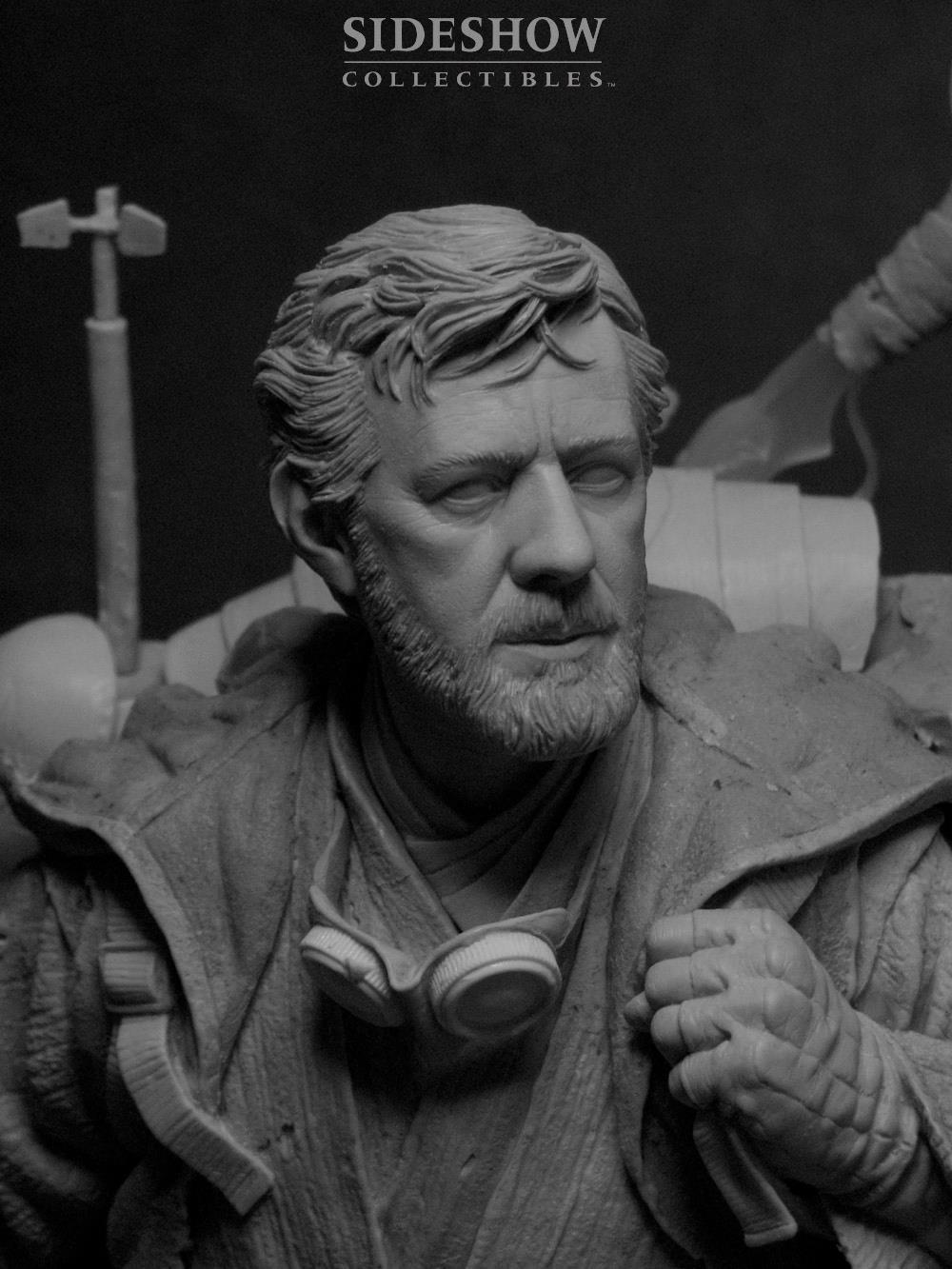 STAR WARS: BEN KENOBI Mythos statue  15