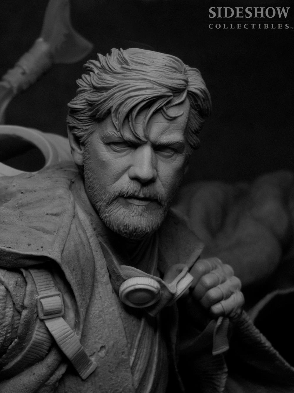 STAR WARS: BEN KENOBI Mythos statue  3