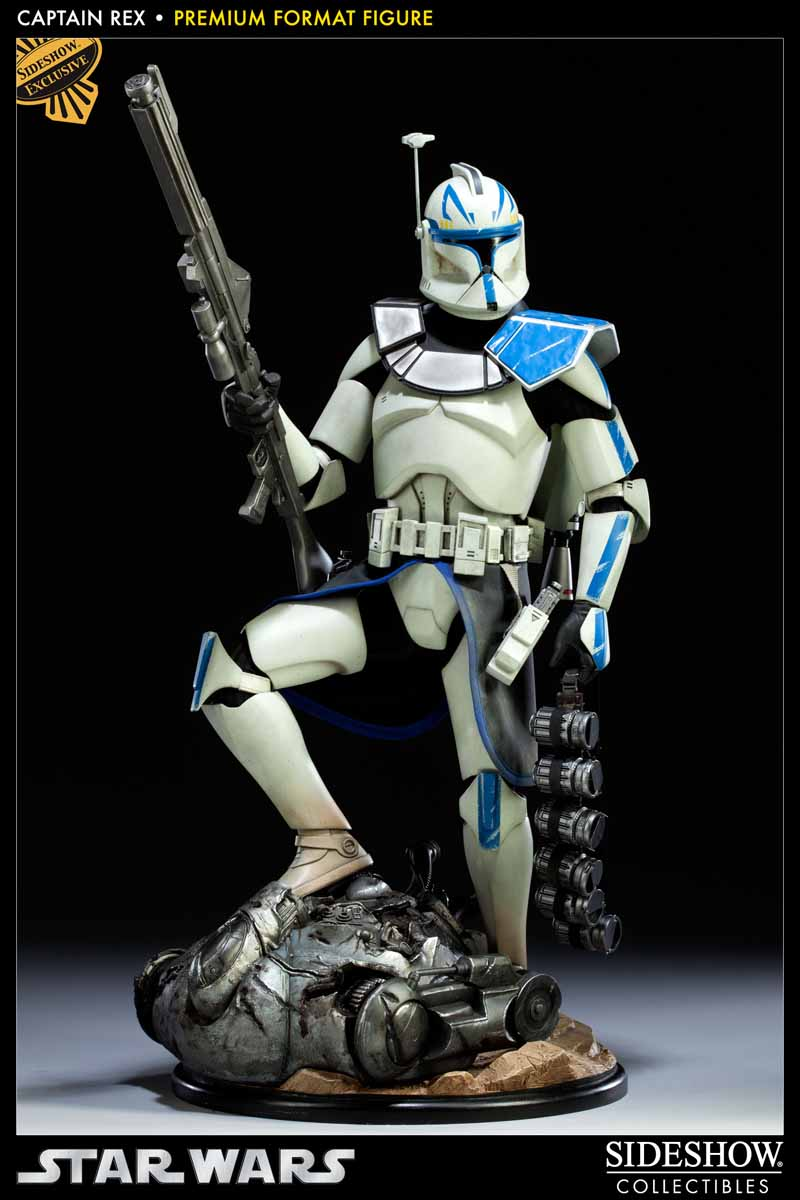 STAR WARS: CAPTAIN REX Premium format 3000971_press01