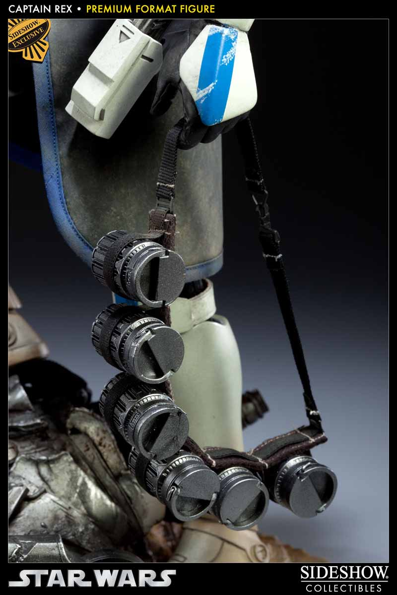 STAR WARS: CAPTAIN REX Premium format 3000971_press02