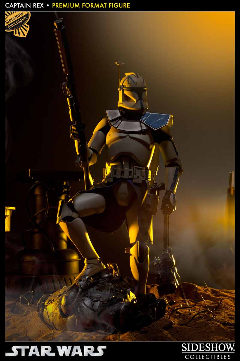 STAR WARS: CAPTAIN REX Premium format 3000971_press03