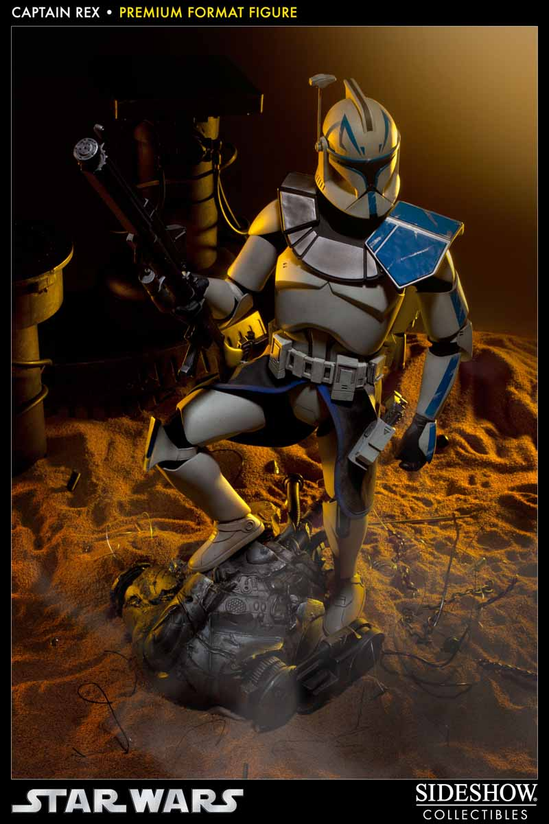 STAR WARS: CAPTAIN REX Premium format 300097_press09