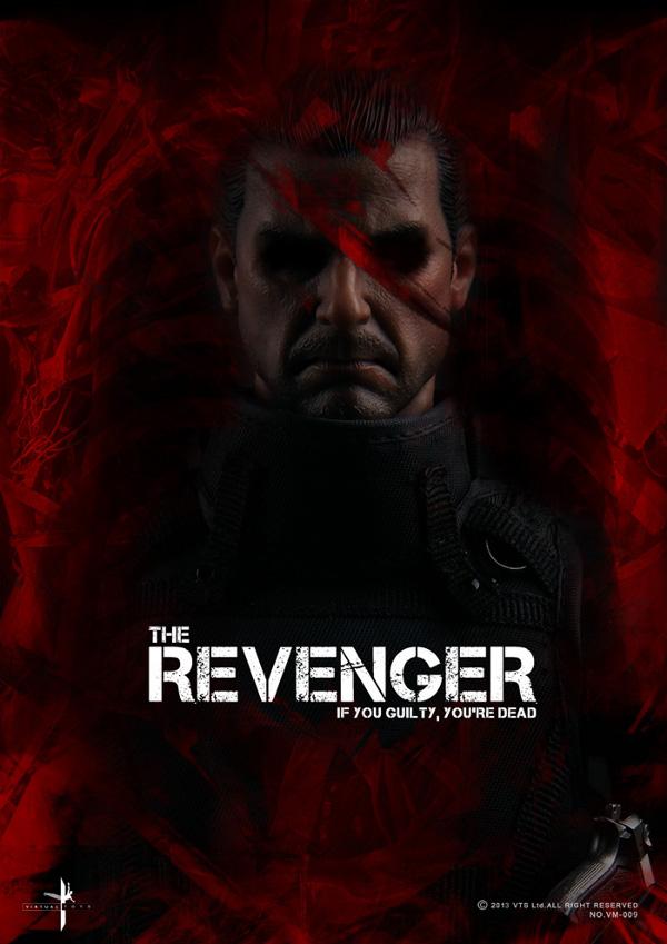 VTS TOYS - THE REVENGER (AKA THE PUNISHER) 1 6 scale figure VTS_TOYS_THE_REGENGER_1-6_SCALE_PUNISHER_01