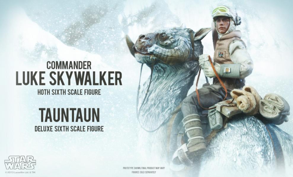 STAR WARS: LUKE AND TAUNTAUN sixth scale figure 1-sideshow-1-6-star-wars-luke-tauntaun-lukeandtauntaun1