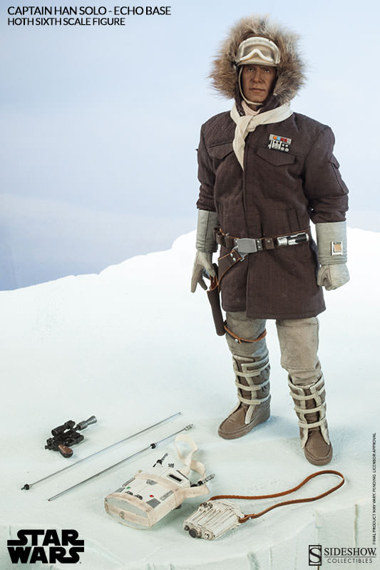 """STAR WARS: CAPTAIN HAN SOLO """" Echo base Hoth""""  Sixth scale figure  153331d1389125233-sideshow-1-6-star-wars-han-solo-hoth-gear-1sideshowhan8"""