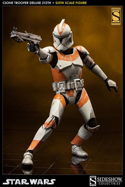 STAR WARS: CLONE TROOPER DELUXE 212TH sixth scale figure 2-Clone_trooper_deluxe_212th