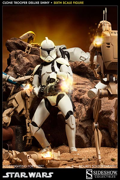STAR WARS: CLONE TROOPER DELUXE SHINY sixth scale figure 3-Clone_trooper_deluxe_shiny