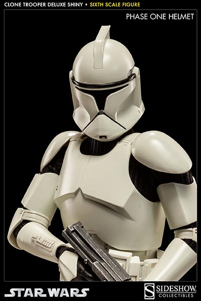 STAR WARS: CLONE TROOPER DELUXE SHINY sixth scale figure 5-Clone_trooper_deluxe_shiny