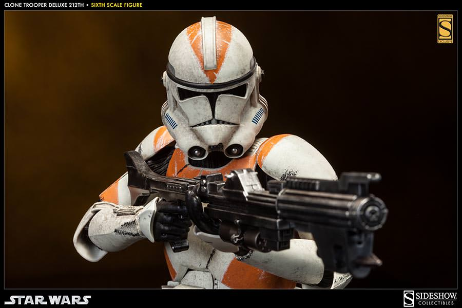 STAR WARS: CLONE TROOPER DELUXE 212TH sixth scale figure 6-Clone_trooper_deluxe_212th