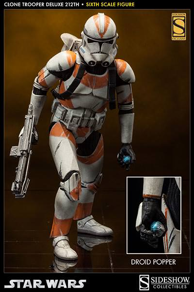 STAR WARS: CLONE TROOPER DELUXE 212TH sixth scale figure 7-Clone_trooper_deluxe_212th