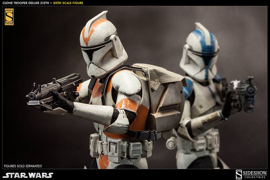 STAR WARS: CLONE TROOPER DELUXE 212TH sixth scale figure 8-Clone_trooper_deluxe_212th