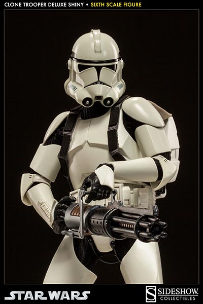 STAR WARS: CLONE TROOPER DELUXE SHINY sixth scale figure 8-Clone_trooper_deluxe_shiny