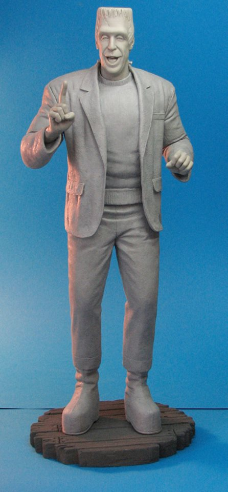 THE MUNSTERS : HERMAN MUNSTER MAQUETTE 10-THEETERHEAD_-_HERMAN_MUNSTER_16_MAQUETTE