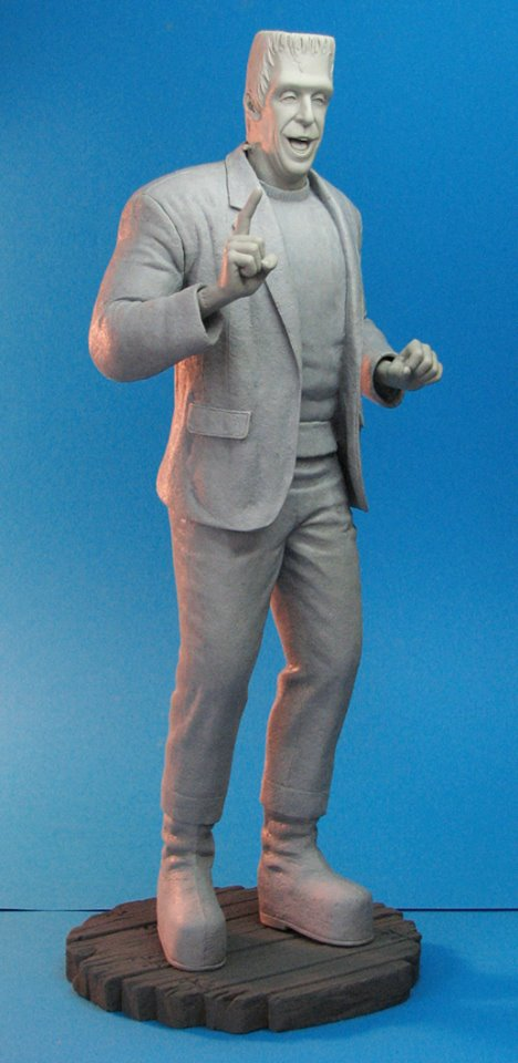 THE MUNSTERS : HERMAN MUNSTER MAQUETTE 11-THEETERHEAD_-_HERMAN_MUNSTER_16_MAQUETTE