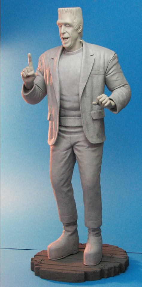 THE MUNSTERS : HERMAN MUNSTER MAQUETTE 12-THEETERHEAD_-_HERMAN_MUNSTER_16_MAQUETTE
