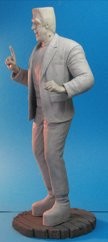 THE MUNSTERS : HERMAN MUNSTER MAQUETTE 13-THEETERHEAD_-_HERMAN_MUNSTER_16_MAQUETTE