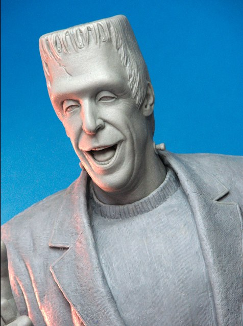 THE MUNSTERS : HERMAN MUNSTER MAQUETTE 15-THEETERHEAD_-_HERMAN_MUNSTER_16_MAQUETTE
