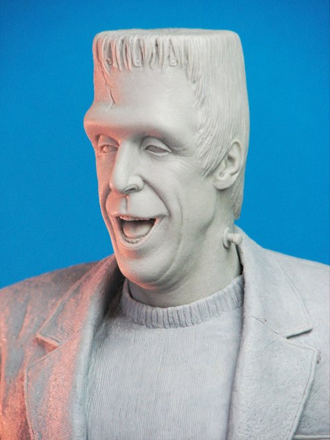 THE MUNSTERS : HERMAN MUNSTER MAQUETTE 17-THEETERHEAD_-_HERMAN_MUNSTER_16_MAQUETTE