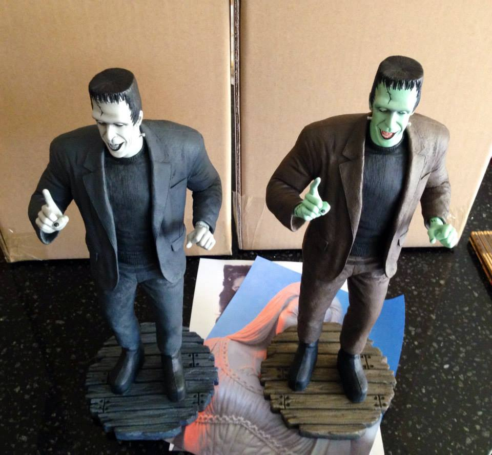 THE MUNSTERS : HERMAN MUNSTER MAQUETTE 20-THEETERHEAD_-_HERMAN_MUNSTER_16_MAQUETTE