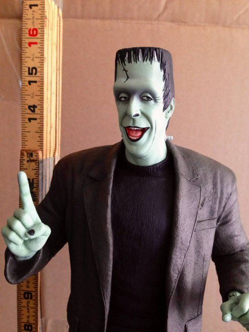 THE MUNSTERS : HERMAN MUNSTER MAQUETTE 21-THEETERHEAD_-_HERMAN_MUNSTER_16_MAQUETTE