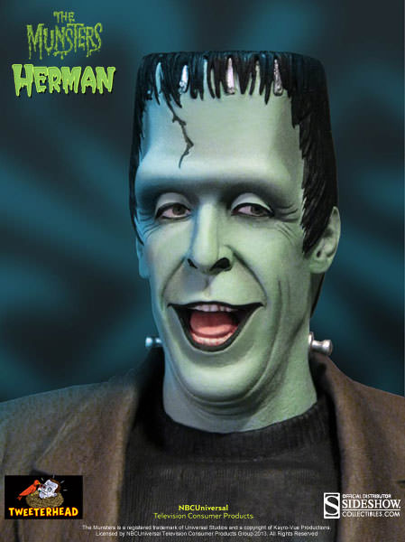 THE MUNSTERS : HERMAN MUNSTER MAQUETTE 3-THEETERHEAD_-_HERMAN_MUNSTER_16_MAQUETTE