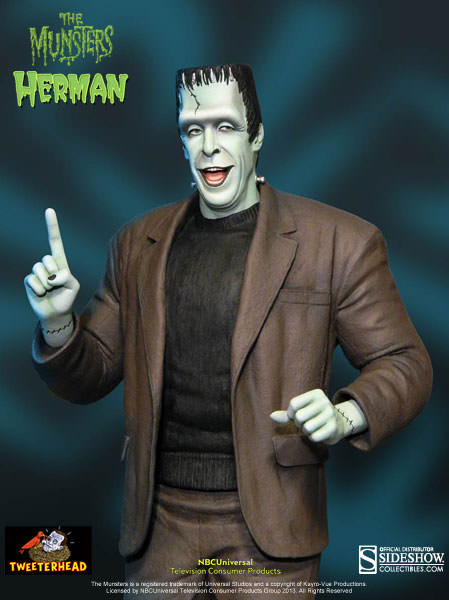 THE MUNSTERS : HERMAN MUNSTER MAQUETTE 5-THEETERHEAD_-_HERMAN_MUNSTER_16_MAQUETTE