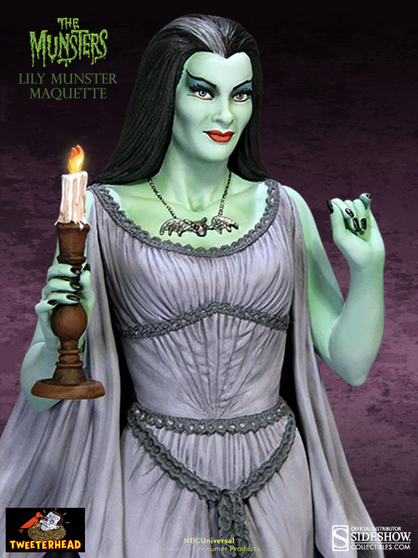 THE MUNSTERS : LILY MUNSTER MAQUETTE 6-THEETERHEAD_-_LILY_MUNSTER_16_MAQUETTE