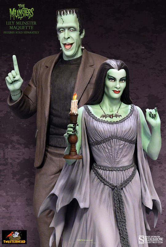 THE MUNSTERS : LILY MUNSTER MAQUETTE 7-THEETERHEAD_-_LILY_MUNSTER_16_MAQUETTE