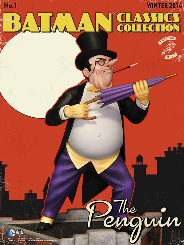 Batman classics collection : Classic Penguin Maquette  PEN1